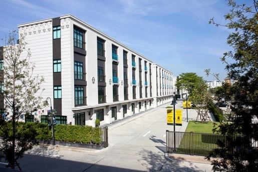 ชิค ดิสทริคท์ ราม 53 (Condominium)
