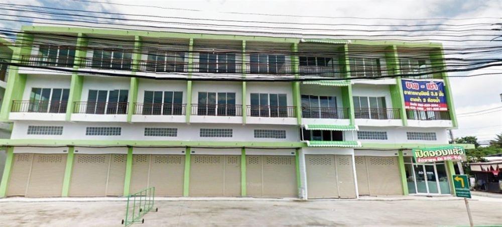อาคารพาณิชย์ ปากซอยอนามัยงามเจริญ 30