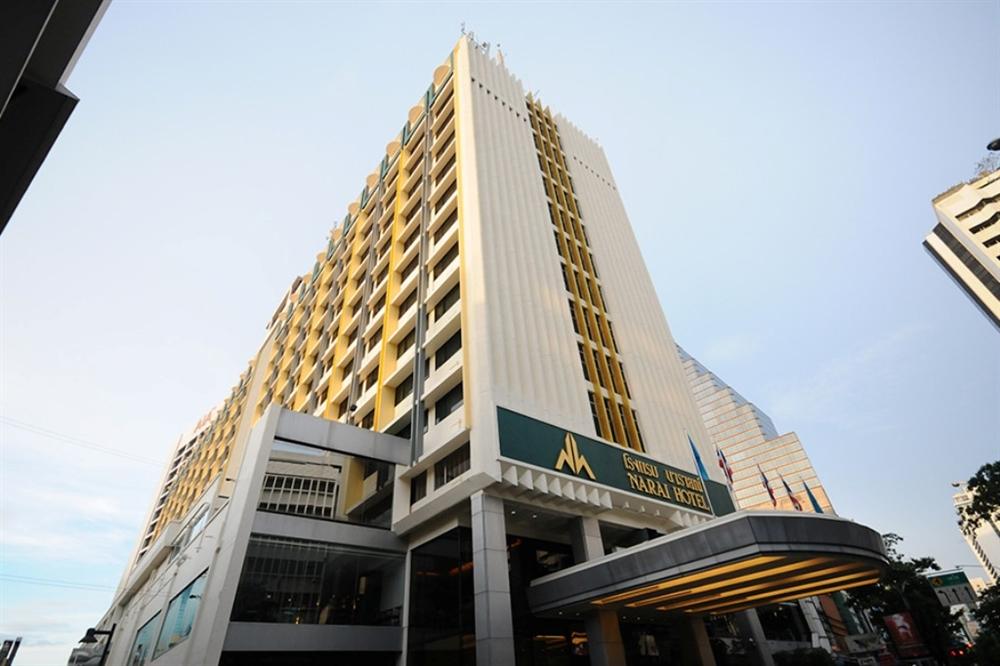 นารายณ์ กรุงเทพฯ, โรงแรม