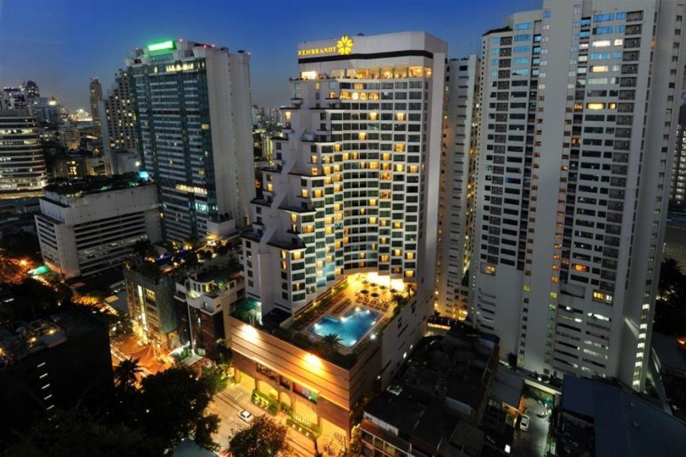แรมแบรนดท์ กรุงเทพ ในเครือ Warwick Hotels, โรงแรม