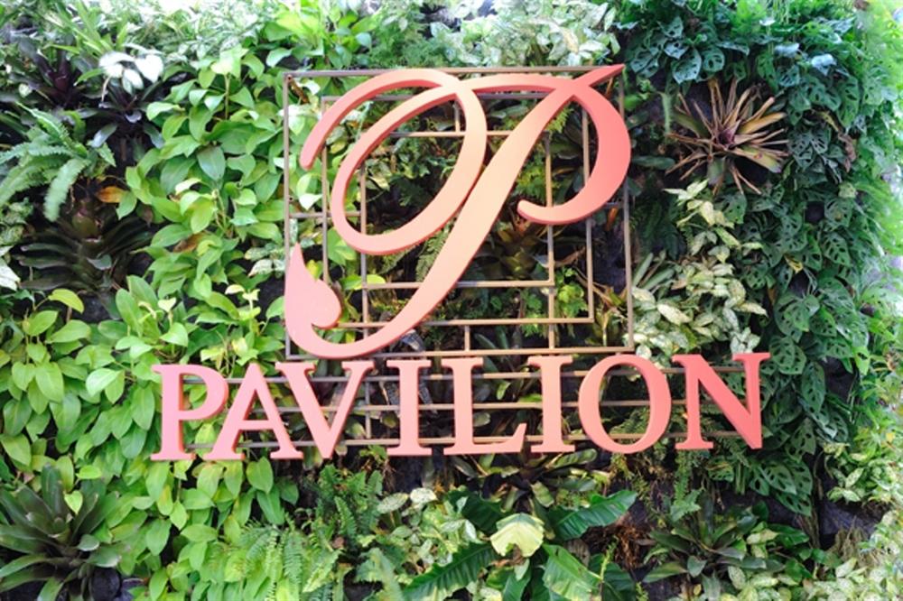 ประตูน้ำ พาวิลเลียน, โรงแรม