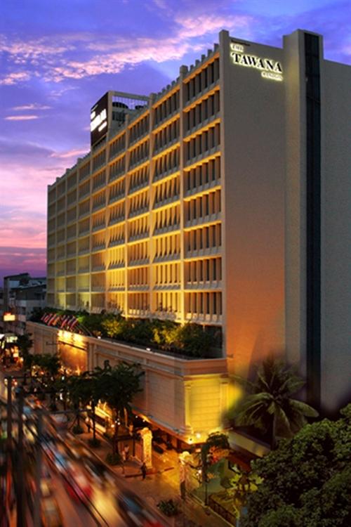 ตวันนา, โรงแรม